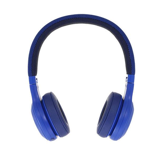 JBL E45BT - Blue - Wireless on-ear headphones - Detailshot 15