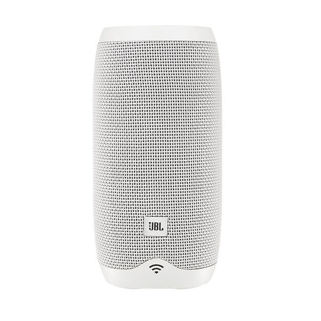 JBL Link 10 - White - Voice-activated portable speaker - Detailshot 15