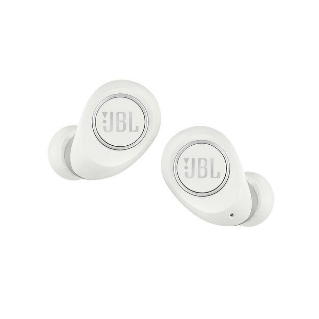 JBL Free X - White - Truly wireless in-ear headphones - Detailshot 2