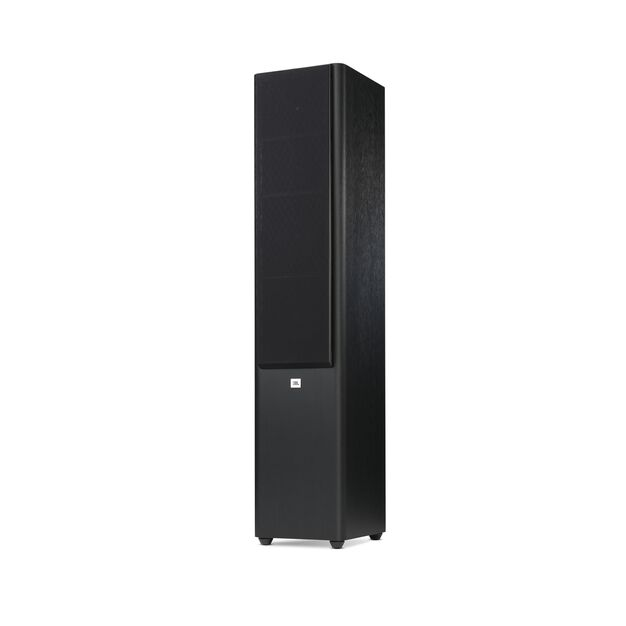 "Studio 280 - Black - 3-way Dual 6.5"" Floorstanding Loudspeaker - Detailshot 2"