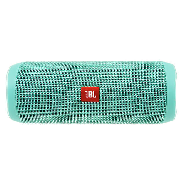 JBL Flip 4 - Teal - A full-featured waterproof portable Bluetooth speaker with surprisingly powerful sound. - Detailshot 15