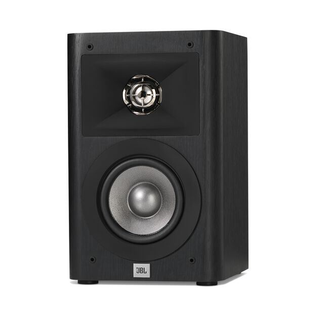 "Studio 220 - Black - 2-way 4"" Bookshelf Loudspeakers - Detailshot 2"