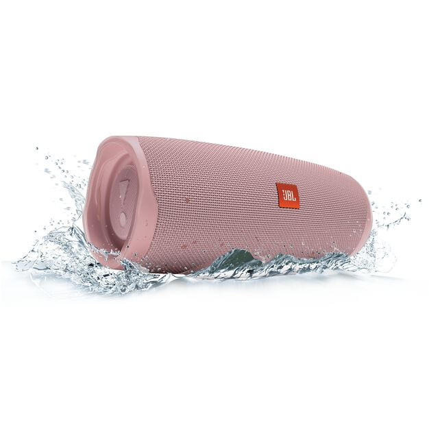 JBL Charge 4 - Pink - Portable Bluetooth speaker - Detailshot 5