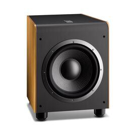 "ES250P - Beech - 400 Watt, 300mm (12"") Subwoofer - Hero"