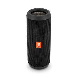 JBL Flip 3 Stealth Edition - Black - Portable Bluetooth® speaker - Hero