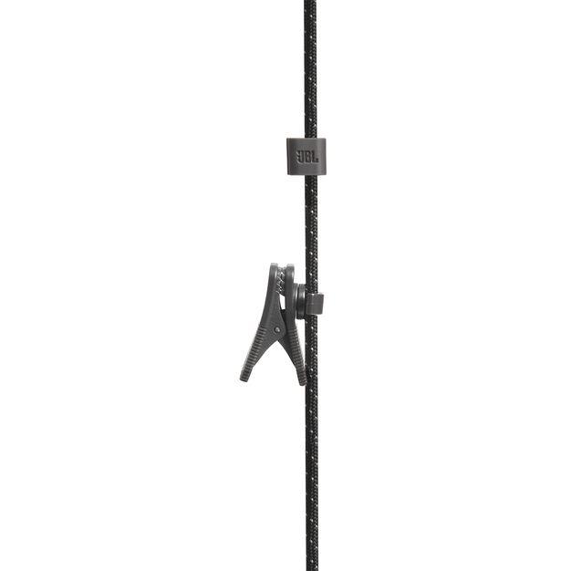 UA Sport Wireless REACT - Black - Secure-fitting wireless sport earphones with JBL technology and sound - Detailshot 5