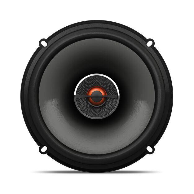 "GX602 - Black - 6-1/2"" coaxial car audio loudspeaker, 180W - Front"