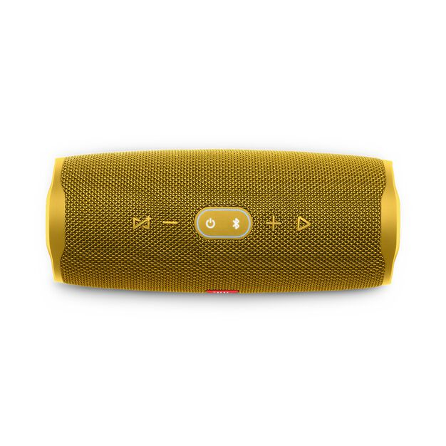 JBL Charge 4 - Mustard Yellow - Portable Bluetooth speaker - Detailshot 1