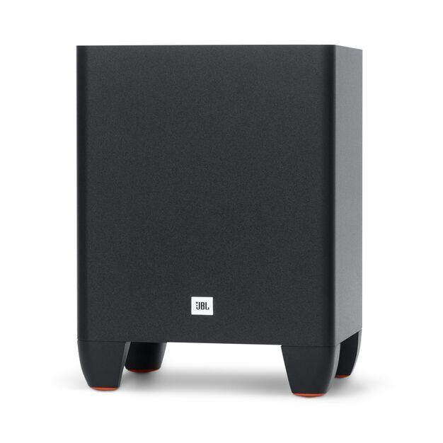 Cinema SB250 - Black - Wireless Bluetooth Home Speaker System - Front