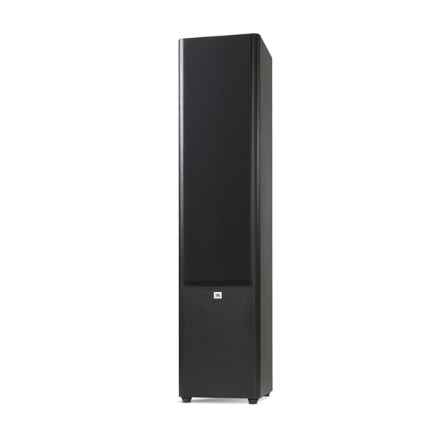 """Studio 290 - Black - 3-way Dual 8"""" Floorstanding Loudspeaker - Front"""