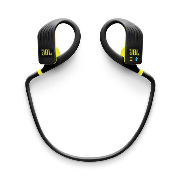 JBL Endurance DIVE - Yellow - Waterproof Wireless In-Ear Sport Headphones with MP3 Player - Detailshot 3