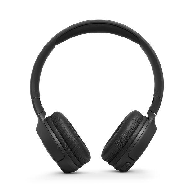 JBL TUNE 560BT - Black - Wireless on-ear headphones - Front