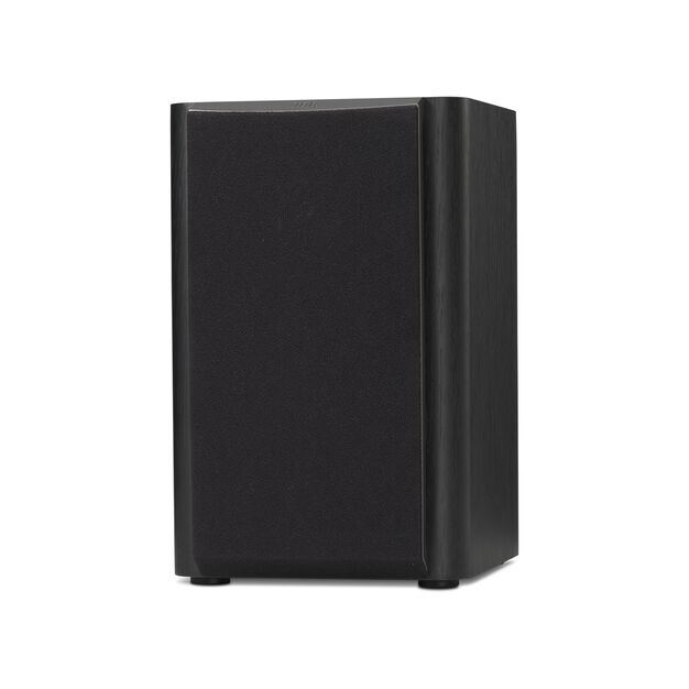 "Studio 220 - Black - 2-way 4"" Bookshelf Loudspeakers - Front"