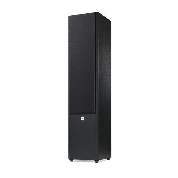 """Studio 290 - Black - 3-way Dual 8"""" Floorstanding Loudspeaker - Hero"""