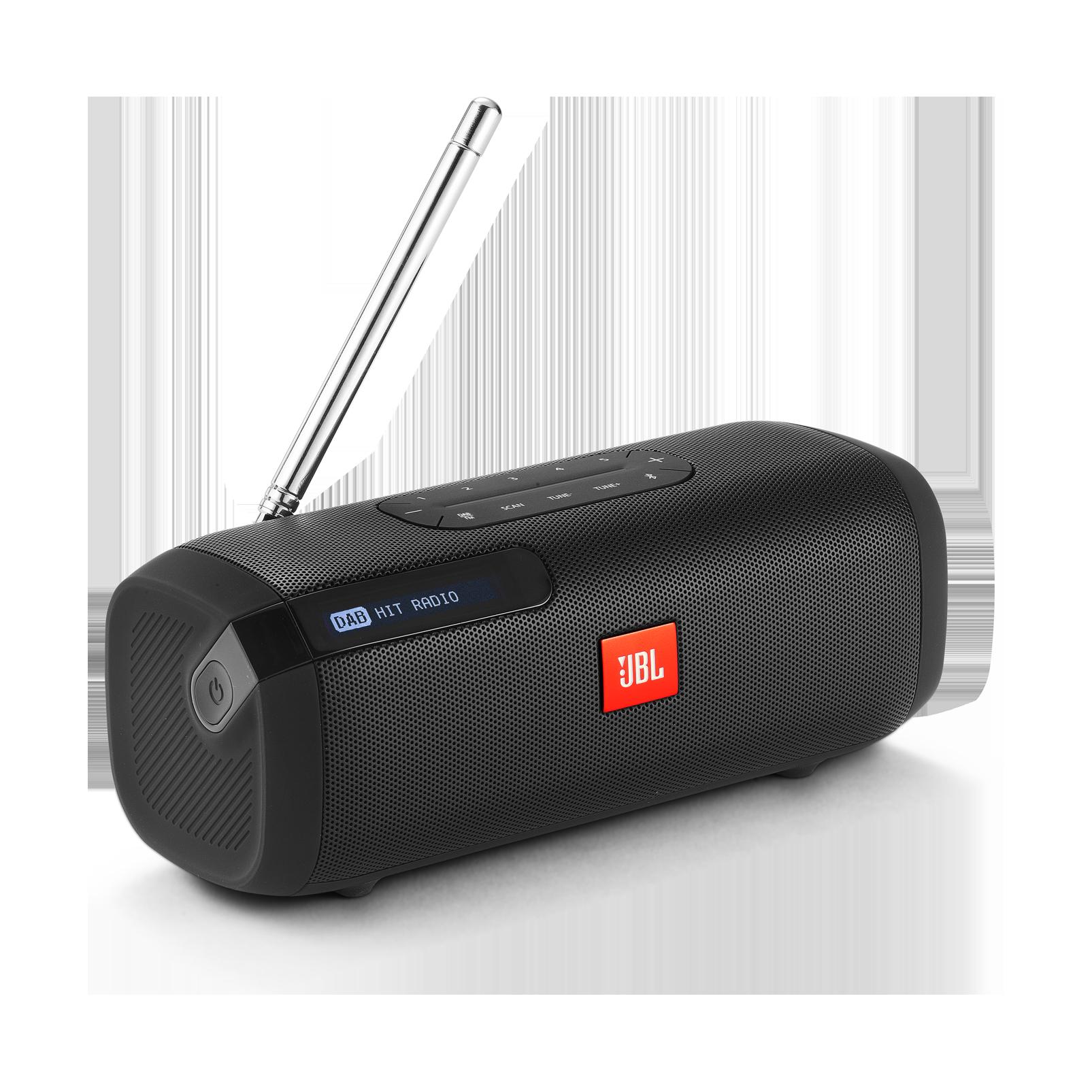 Jbl Tuner Portable Bluetooth Speaker With Dab Fm Radio