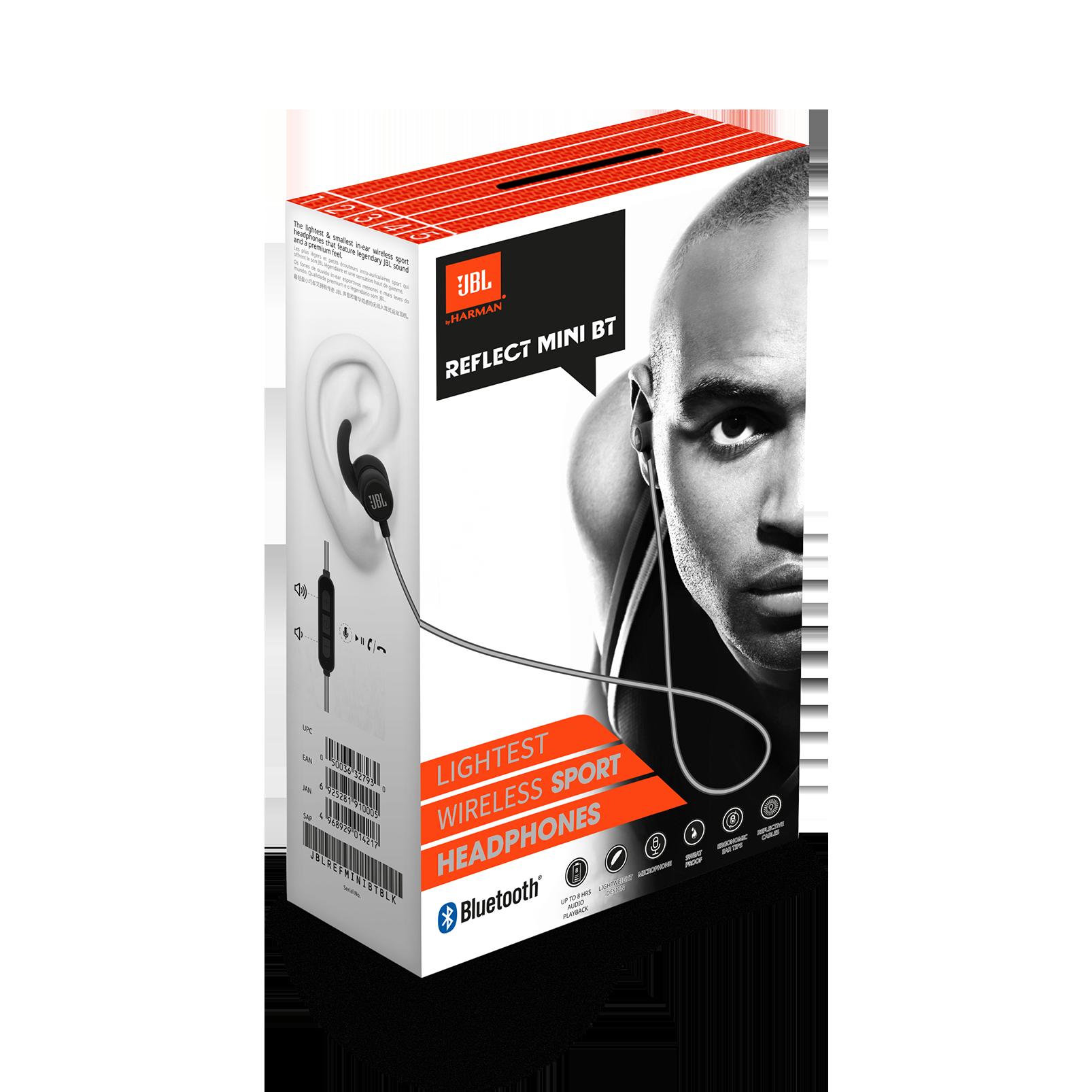 Jbl Reflect Mini Bt Small Bluetooth Sport Earphones