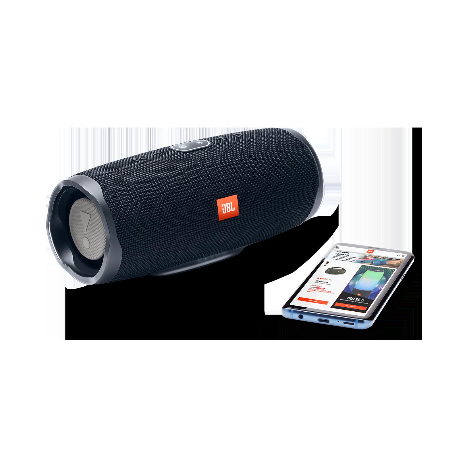 Altavoz inal/ámbrico port/átil con Bluetooth Cargador USB de Pared de Dos Puertos JBL Charge 4 Basics